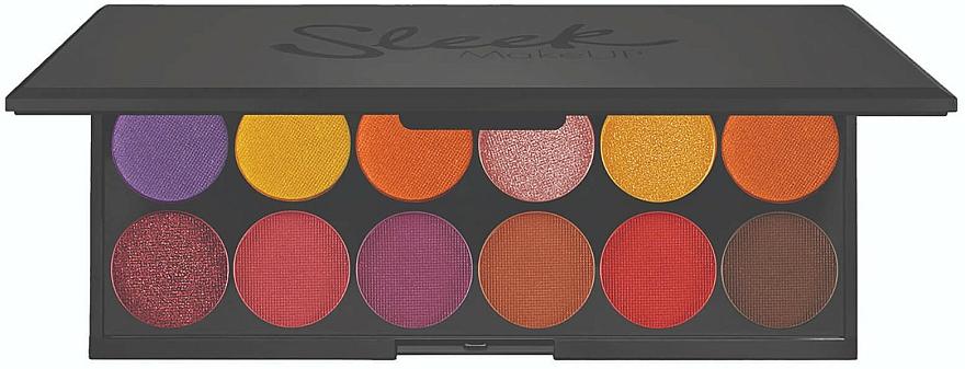 Eyeshadow Palette - Sleek MakeUP iDivine Chasing The Sun Eyeshadow Palette