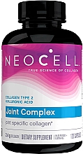 Fragrances, Perfumes, Cosmetics Joint 2 Type Collagen, 120 capsules - NeoCell Collagen 2 Joint Complex