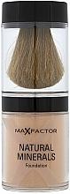 Fragrances, Perfumes, Cosmetics Loose Mineral Powder - Max Factor Natural Minerals