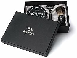 Fragrances, Perfumes, Cosmetics Set - Taylor of Old Bond Street (shaving/cr/150g + razor/1pc + shaving brush/1pc)