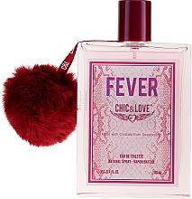 Fragrances, Perfumes, Cosmetics Chic&Love Fever - Eau de Toilette