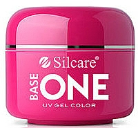 Fragrances, Perfumes, Cosmetics Nail Gel Polish - Silcare Base One Pearl Gel Color