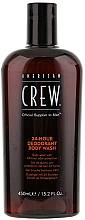 "Fragrances, Perfumes, Cosmetics Deodorant Body Wash ""24-Hour Protection"" - American Crew Classic 24-Hour Deodorant Body Wash"