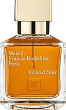 Fragrances, Perfumes, Cosmetics Maison Francis Kurkdjian Grand Soir - Eau de Parfum
