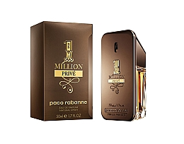 Fragrances, Perfumes, Cosmetics Paco Rabanne 1 Million Prive - Eau de Parfum