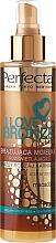 Fragrances, Perfumes, Cosmetics Bronzing Spray with Macadamia Oil - Perfecta I Love Bronze Spray Mist