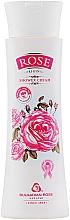 Fragrances, Perfumes, Cosmetics Shower Cream with Rose Oil - Bulgarian Rose Shower Cream