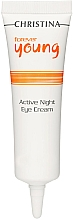 Fragrances, Perfumes, Cosmetics Active Night Eye Cream - Christina Forever Young Active Night Eye Cream