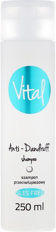 Hair Shampoo - Stapiz Vital Anti-Dandruff Shampoo