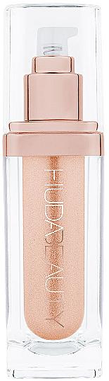 Universal Face & Body Liquid Highlighter - Huda Beauty N.Y.M.P.H. All Over Body Highlighter