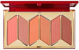 Fragrances, Perfumes, Cosmetics Blush Palette - Pur X Barbie Malibu Blush Signature 6-Piece Blush Palette