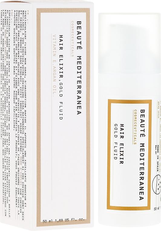 Hair Elixir - Beaute Mediterranea Capilar Hair Elixir