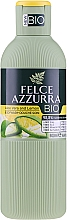 "Fragrances, Perfumes, Cosmetics Shower Gel ""Aloe and Lemon"" - Felce Azzurra BIO Aloe & Lemon Shower Gel"