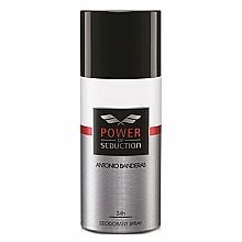 Fragrances, Perfumes, Cosmetics Antonio Banderas Power of Seduction - Deodorant Spray