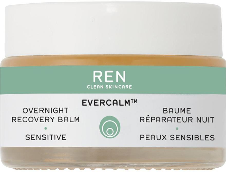 Overnight Recovery Face Balm - Ren Evercalm