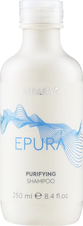 Anti-Dandruff Shampoo - Vitality's Epura Purifying Shampoo