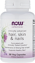 Fragrances, Perfumes, Cosmetics Skin, Hair & Nails Vitamins, capsules - Now Foods Solutions Hair, Skin & Nails