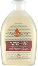 Fragrances, Perfumes, Cosmetics Hair Shampoo with Proteins - Nebiolina Shampoo with Protein