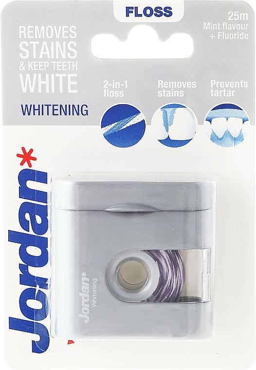 Dental Floss - Jordan Whitening Floss