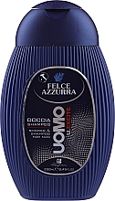 """Fragrances, Perfumes, Cosmetics Shampoo & Shower Gel """"Excite"""" - Paglieri Felce Azzurra Shampoo And Shower Gel For Man"""