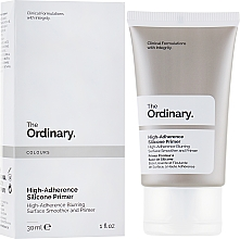 Fragrances, Perfumes, Cosmetics Face Primer - The Ordinary High-Adherence Silicone Primer