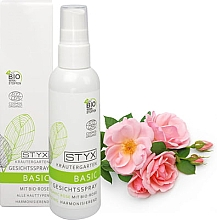 Fragrances, Perfumes, Cosmetics Facial Spray with Bio Rose - Styx Naturcosmetic