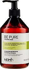 Fragrances, Perfumes, Cosmetics Nourishing Dry & Devitalized Hair Shampoo - Niamh Hairconcept Be Pure Nourishing Shampoo