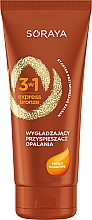 Fragrances, Perfumes, Cosmetics Cocoa Butter Tanning Softener - Soraya 3w1 Express Bronze Cacao Tan Activator
