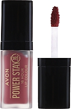 "Fragrances, Perfumes, Cosmetics Liquid Lipstick ""Super Stay"" - Avon Power Stay 16-Hour Matte Lip Color"