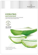 Fragrances, Perfumes, Cosmetics Aloe Juice Sheet Mask - BeauuGreen Hydrating Aloe Essence Mask