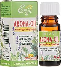 Fragrances, Perfumes, Cosmetics Natural Essential Oils Blend - Etja