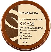 Fragrances, Perfumes, Cosmetics Lifting and Moisturizing Anti-Wrinkle Cream - Bosphaera