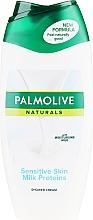 Fragrances, Perfumes, Cosmetics Shower Milk - Palmolive Naturals Mild & Sensitive Shower Milk