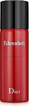 Fragrances, Perfumes, Cosmetics Dior Fahrenheit - Deodorant-Spray