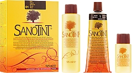 Fragrances, Perfumes, Cosmetics Plant Hair Color - Sanotint Classic