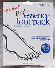 Fragrances, Perfumes, Cosmetics Foot Mask - Petitfee & Koelf Dry Essence Foot Pack