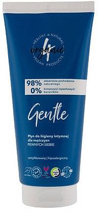 Men's Intimate Wash - 4Organic Gentle Man Intimate Gel