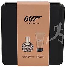 Fragrances, Perfumes, Cosmetics James Bond 007 for Women II Set - Set (edp/30ml + b/lot/50ml)