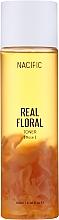 Fragrances, Perfumes, Cosmetics Rose Petals Face Toner - Nacific Real Floral Rose Toner