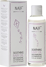 Fragrances, Perfumes, Cosmetics Baby Soothing Oil - Naif Baby Soothing Baby Massage Oil