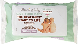 Fragrances, Perfumes, Cosmetics Unscented Baby Wet Wipes - Beaming Baby Organic Baby Wipes