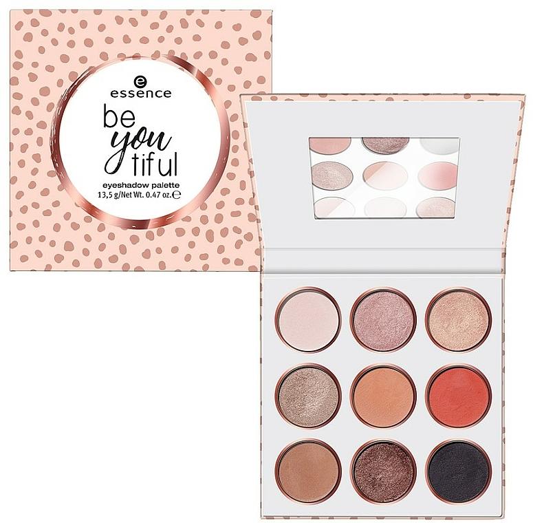Eyeshadow Palette - Essence Be You Tiful Eyeshadow Palette — photo N1