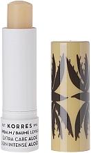 Fragrances, Perfumes, Cosmetics Aloe Lip Balm - Korres Lip Balm Extra Care Aloe Stick
