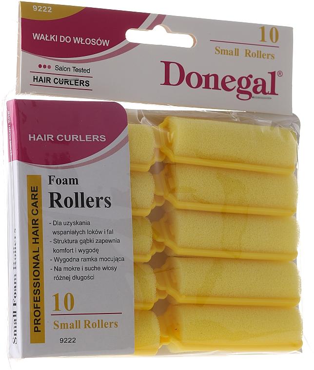 Hair Curlers 20 mm, 10 pcs - Donegal Sponge Curlers