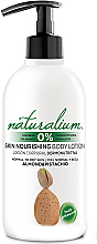 Fragrances, Perfumes, Cosmetics Body Lotion - Naturalium Almond & Pistachio Skin Nourishing Body Lotion