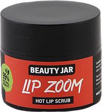 Fragrances, Perfumes, Cosmetics Sugar Lip Scrub - Beauty Jar Lip Zoom Hot Lip Scrub