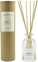 Fragrances, Perfumes, Cosmetics Reed Diffuser - Ambientair The Olphactory Grace Mint Tea & Basil