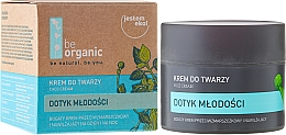 "Fragrances, Perfumes, Cosmetics Face Cream ""Touch of Youth"" - Be Organic Face Cream"