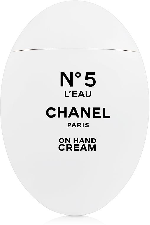 Chanel N5 L'Eau - Hand Cream