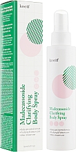Fragrances, Perfumes, Cosmetics Cleansing Madecassoside Body Spray - Petitfee&Koelf Madecassoside Clarifying Body Spray